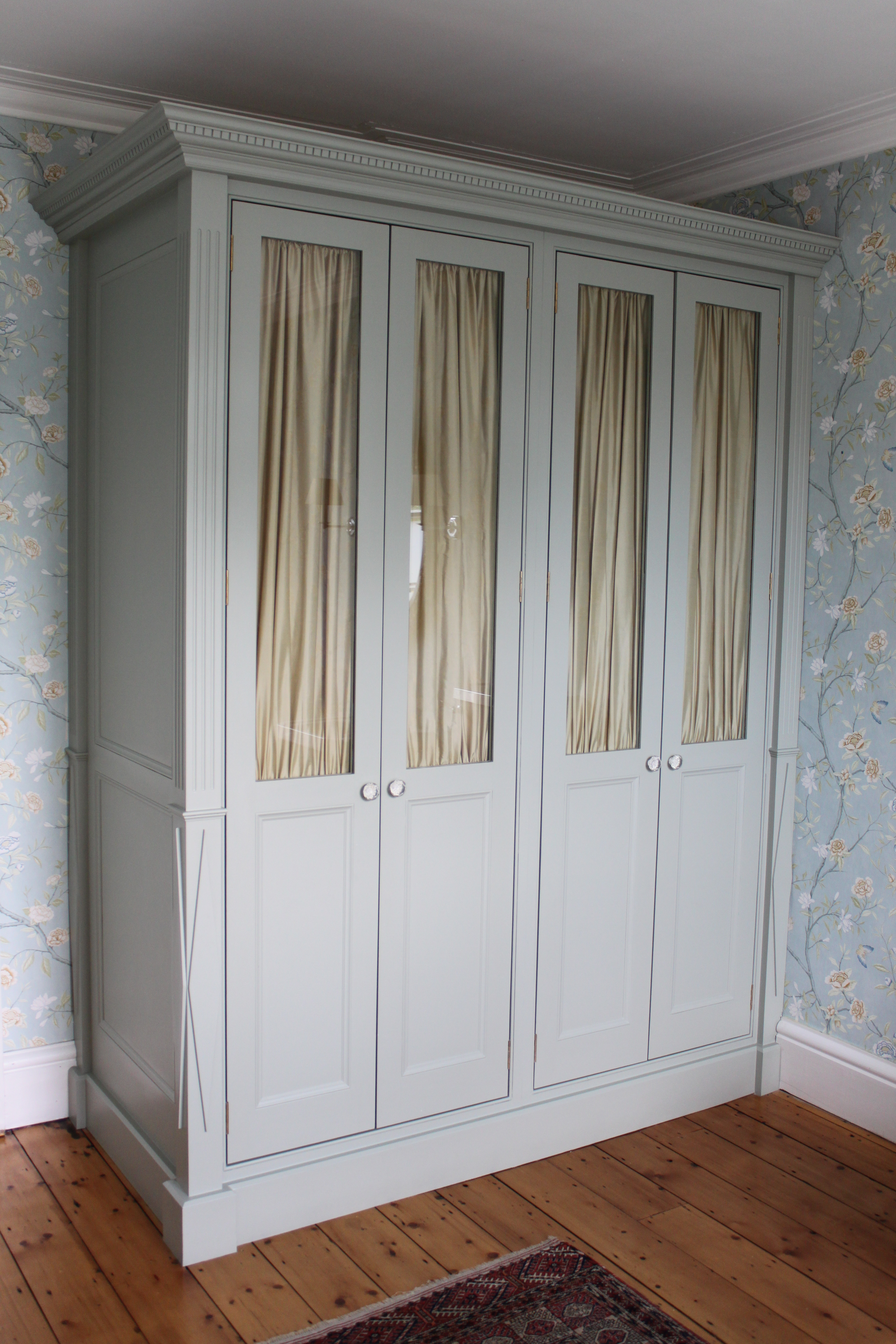 Amazing photo of airing cupboard airing cupboard cornice plaster detail for airing  with #684430 color and 3168x4752 pixels